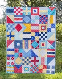 Best 25+ Nautical quilt ideas on Pinterest | Nautical baby quilt ... & Nautical Quilt, pattern by Cluck Cluck Sew : Fresh Lemons Quilts Adamdwight.com