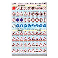 Road Traffic Signs Chart Jlab