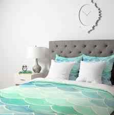 mermaid duvet cover nz