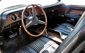 dodge challenger 1970 interior.  Dodge 1970 Dodge Challenger RT Hemi Interior With C