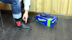 Properly Fitting A Pair Of Blundstone Boots