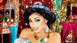 charisma star 943k subscribers subscribe princess jasmine makeup tutorial
