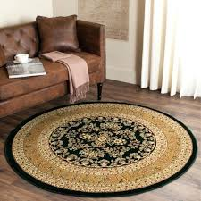 black and tan rug oval braided rugs
