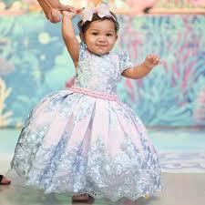 <b>Girls Dress Elegant</b> New Year Princess Children Party <b>Dress</b> ...