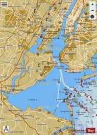 New York Harbor Marine Chart Us12327_p2245 Nautical