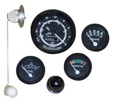 ford tractor gauges