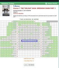 Moa Seating Chart Pinoy Roadtrip Best Cinema Seats In Metro Manila Cinemas