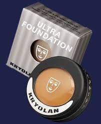 kryolan ultra foundation cream