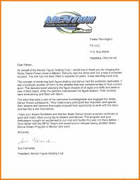 Letter Thank You Letter To Mentor