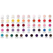Opi Dip Powder Color Chart Opi Dipping Colors 1 5 Oz 51 Colors