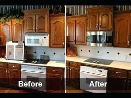 Kitchen Cabinets Refacing Diy Best Diy Repaint Kitchen Cabinets Waldobalart