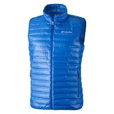 columbia flash forward vests super blue men s clothing columbia jacket warranty world wide renown