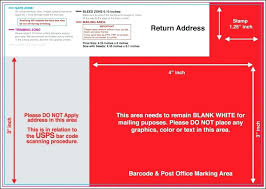 Free Postcard Design Templates Brochure Envelope Throughout Template