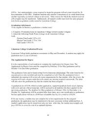 graduate academic catalog final by limestone college page graduate academic catalog 13 14 final by limestone college page 19 issuu