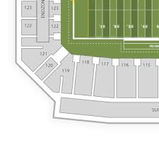 Fiu Stadium Seating Chart Major Map Fiu Compressportnederland
