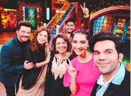 The Kapil Sharma Show 2 As Show Tops On Trp Charts Sonam
