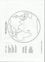 Priscilla porter geography packet