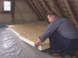 Betonboden ist ein stilvoller bodenbelag. Fussbodendammung Einfach Nachrusten Bauen De