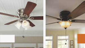 Light To Ceiling Fan How To Choose The Best Ceiling Fan The Home Depot
