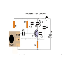 how to build a simple fm wireless remote switch fm transmitter circuit diagram image
