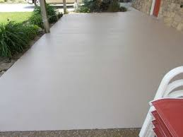 painted concrete patio ideas unique simple fabulous painting floor statues home interior patios