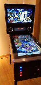 image is loading 42 034 full size virtual pinball machine cabinet