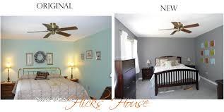 Light Grey Bedroom Bedroom Grey Bedroom Walls Feng Shui Contemporary Shared Boys