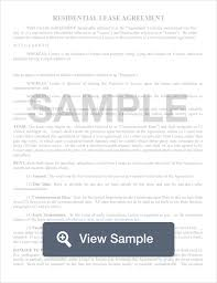 Deposit information form sets out all the information that must be provided by the landlord to the tenant regarding the deposit. Residential Lease Agreement Template Free Standard Lease Forms Formswift