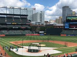Baltimore Orioles Camden Yards Seating Chart Oriole Park At Camden Yards Baltimore Orioles Stadium