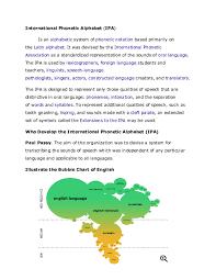 Ipa Chart For Singers Doc International Phonetic Alphabet Fhely Gumela