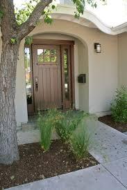 craftsman front doorCraftsman front door entry craftsman with wood entry door concrete