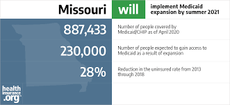 Your ability to add an elderly parent to your health insurance coverage will vary by company and by medical plan. Missouri And The Aca S Medicaid Expansion Healthinsurance Org