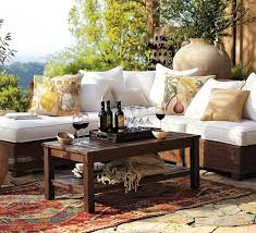 Pottery Barn Kitchen Furniture Pottery Barn Patio Cushions Outdoor Lounge Furniture Patio