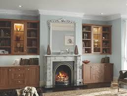 living room design furniture. Fitted Furniture In Walnut Living Room Design
