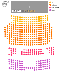 American Players Theater Seating Chart Seminole Theatre Visitor Planning Guide Seminole Theatre