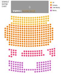 Homestead Seating Chart Seminole Theatre Visitor Planning Guide Seminole Theatre