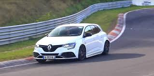 2018 renault megane rs specs. contemporary renault 2018 renault megane rs chases nurburgring fwd record and renault megane rs specs