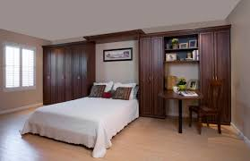 coco wall bed and cabinets in premier down