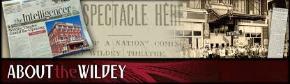 About The Wildey Theatre In Edwardsville Illinois