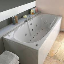 double ended whirlpool baths