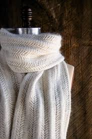 Cable Knit Scarf Pattern Cool Cozy Scarf Knitting Patterns In The Loop Knitting