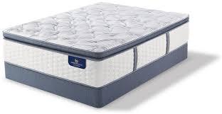 pillow top mattress queen. Perfect SleeperRAWLINGSSuper Pillow Top Mattress - Queen L