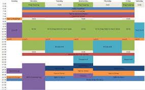 Scheduel Maker Online School Online School Schedule Maker