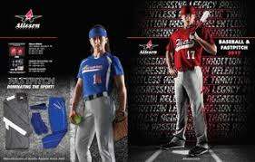 Alleson Athletic Baseball And Softball Fastpitch Catalog