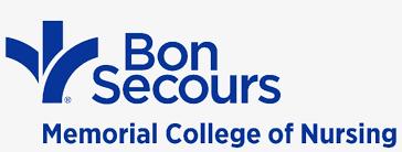 Bon Secours Memorial College Of Nursing Logo St Marys