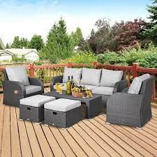 outsunny patio furniture outdoor