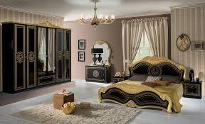 Schlafzimmer Lux In Weiss Gold Moebelitaliende