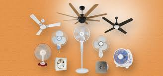 types of fans for residential use in india