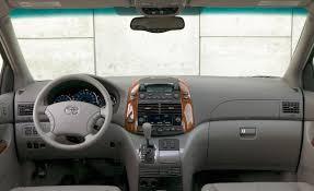 Toyota Sienna. price, modifications, pictures. MoiBibiki