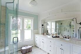 Bathroom Remodeling Home Depot Enchanting Bathroom Painted Beadboard Bathroom White Beadboard Paneling Home